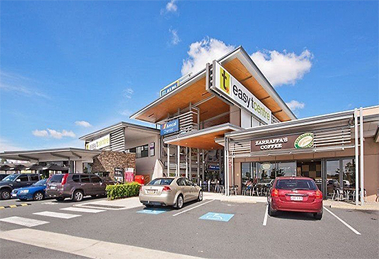 An IGA operator will lease the major space at Robina